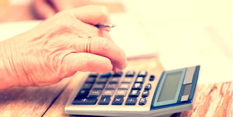 Cómo tributan las pensiones por incapacidad permanente